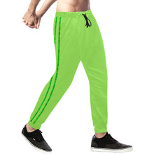 Load image into Gallery viewer, LaGuai Human Green Camo Sweatpants