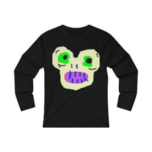 Load image into Gallery viewer, Magic Monster Women's Fitted Long Sleeve Tee