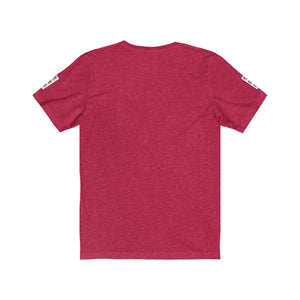 Spirit Red Unisex Jersey Short Sleeve Tee