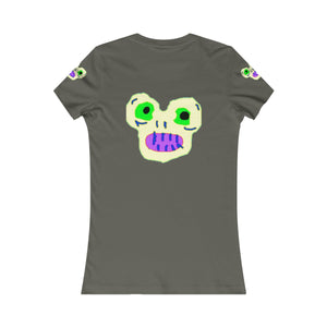 Magic Monster Sleeves Women's Favourite Tee