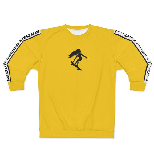 LaGuai Yellow Unisex Sweatshirt