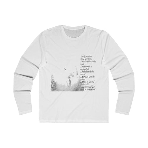 LSP Long Sleeve Crew T-Shirt Men's Clothing