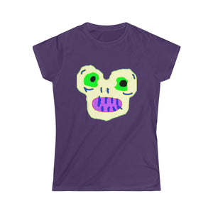 Magic Monster Women's Softstyle Tee