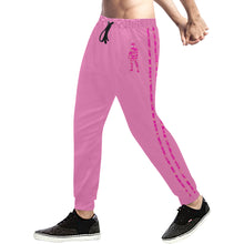 Load image into Gallery viewer, LaGuai Human Pink Camo Sweatpants