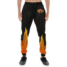Load image into Gallery viewer, Third Eye Flames sweatpants