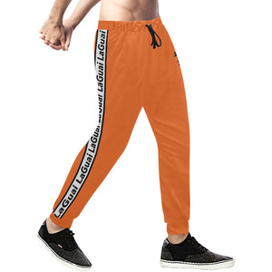 LaGuai Signature Orange Sweatpants