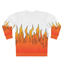 Load image into Gallery viewer, Third Eye Flames Unisex Sweatshirt