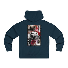Load image into Gallery viewer, Spirit tiger red Men's Lightweight Pullover Hooded Sweatshirt