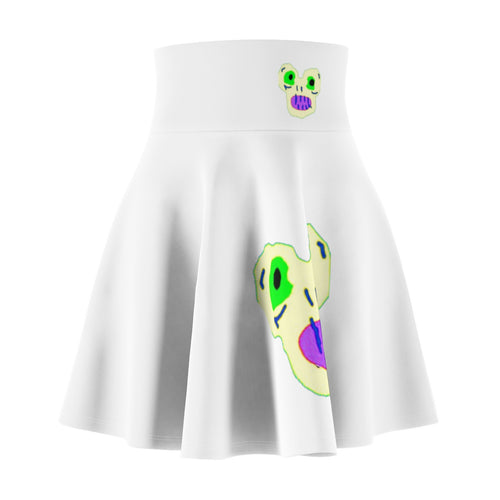Magic Monster Women's Skater Skirt