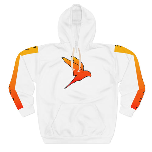 Wise Eagle Heat Unisex Pullover Hoodie