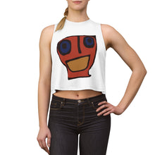 Load image into Gallery viewer, Be-Blue Women's Crop top