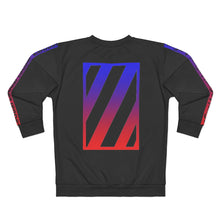 Load image into Gallery viewer, Tokyo H/C Unisex Sweatshirt Red Blue Purple Black Hidden Smile