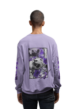 Load image into Gallery viewer, Spirit Sakura Lilac Unisex Sweatshirt