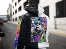 Load image into Gallery viewer, Royalty Unisex Zip Hoodie