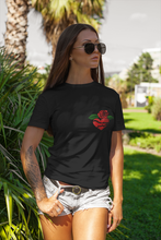 Load image into Gallery viewer, Love LaGuai Rose Heart Women's Tee