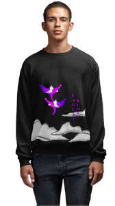 LaGuai Human angels Sweatshirt