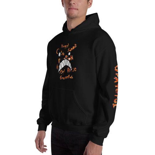 Emoji Orange Emotion Unisex Hoodie
