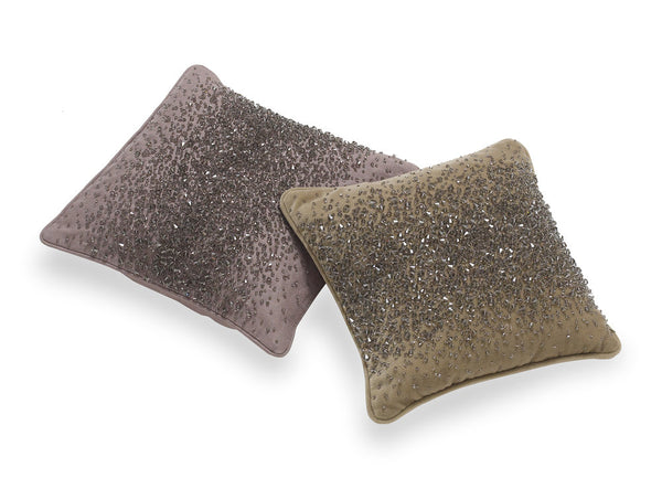 Crystal Detailed Cushion