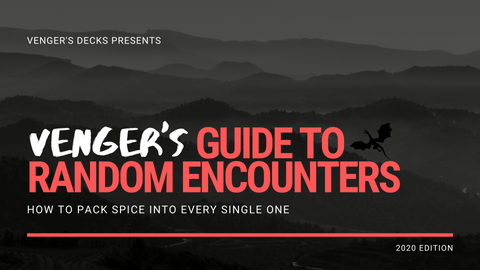 Venger's Guide to Random Encounters