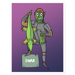 Dura Sticker