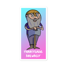 Load image into Gallery viewer, Thrasterlig Brewbelt Sticker