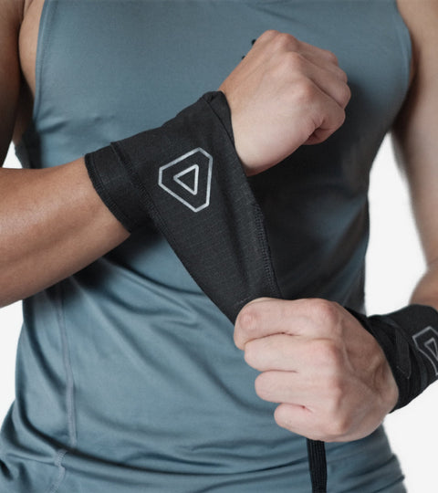 Train harder with Grav Wrist Wraps