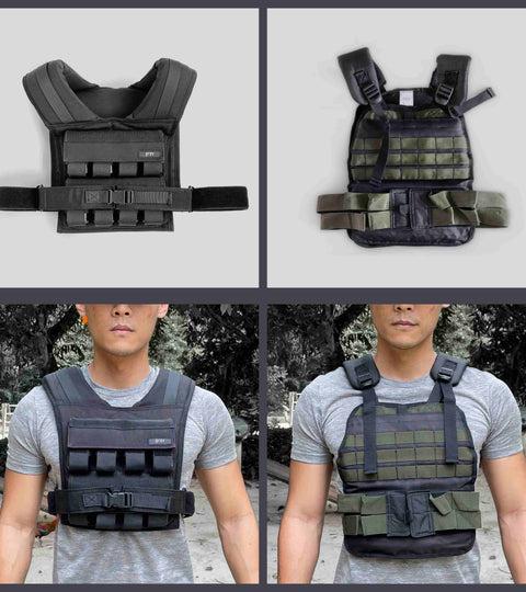 Grav Weight Vest VS Decathlon Weight Vest Cover Photo