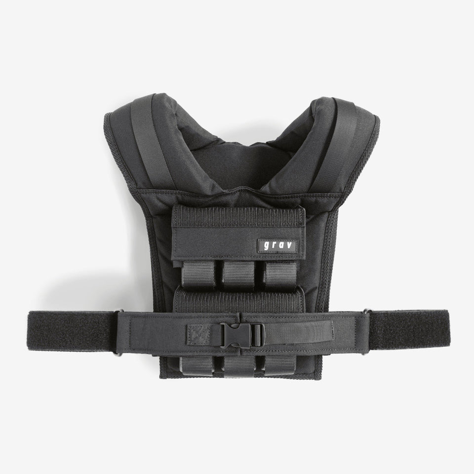 Weighted vest for bodyweight and calisthenics training 12kg