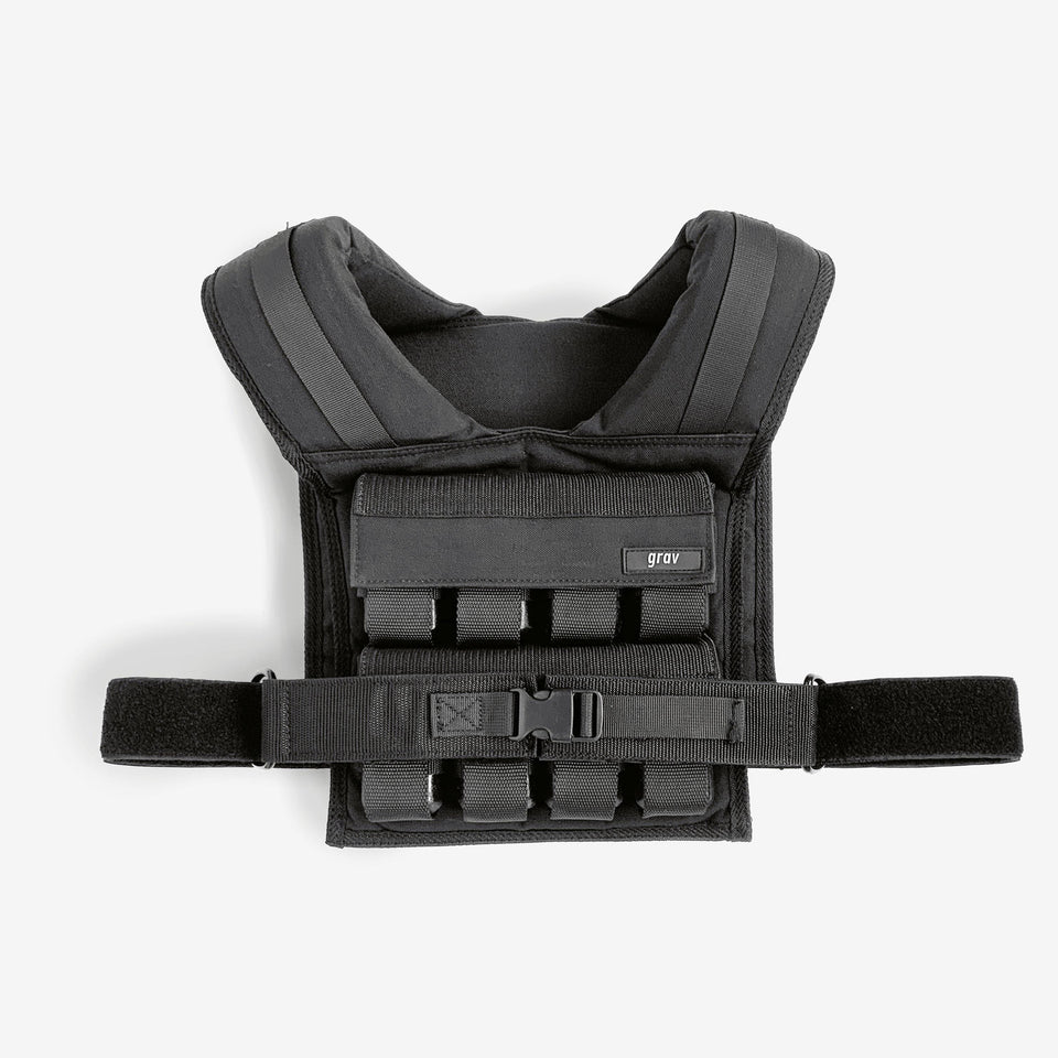 Grav Weight Vest 16kg by gravgear