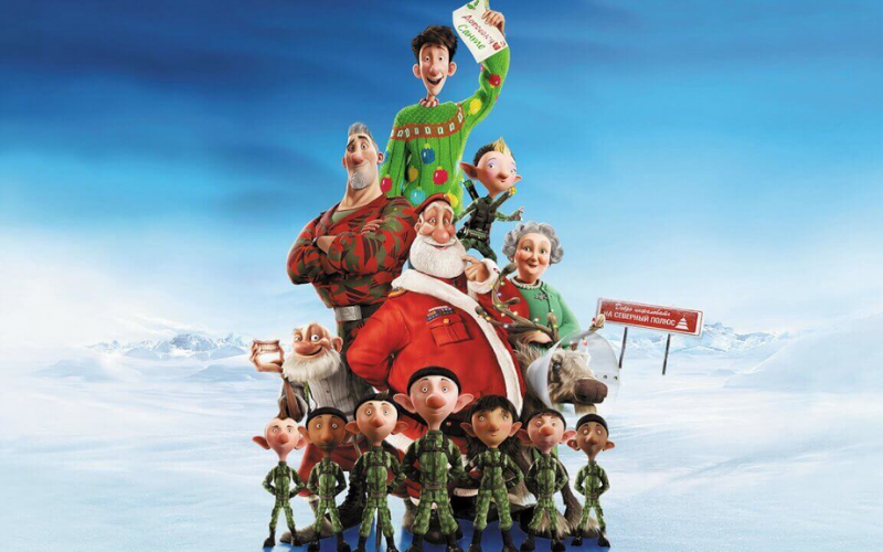 Best Family Christmas movie kids parents