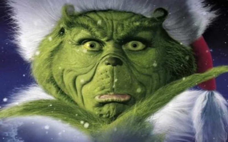 grinch Christmas movie for family