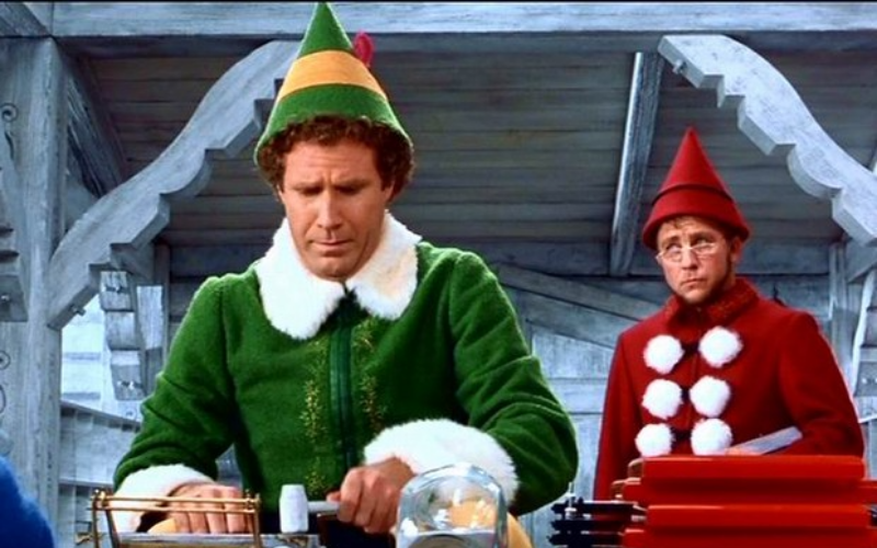 elf film classic family end of the year