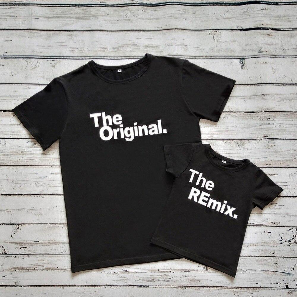 Dad Baby Matching outfits Like Father  Like Son Dad and Baby Matching T-shirt and Onesie\u00ae  Set New Dad T-shirt Father/'s Day Daddy Gift