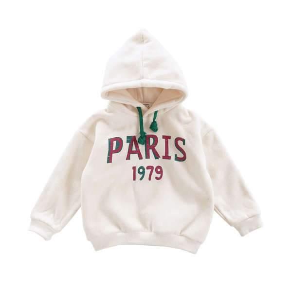 Matching Mom And Son Paris Hoodie - Matching Outfits