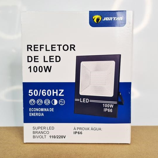 Proiector LED 50/60HZ cu alimentare 220V, IP66