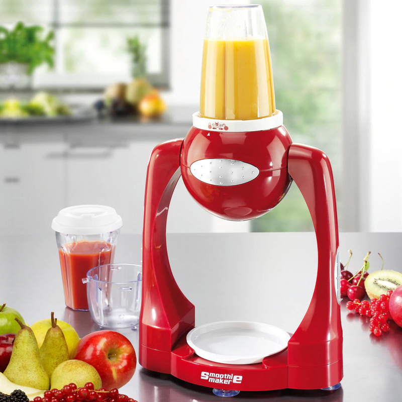 Blender Electric Smoothie Maker Hausberg HB-7526, 175 W, Viteza Turbo