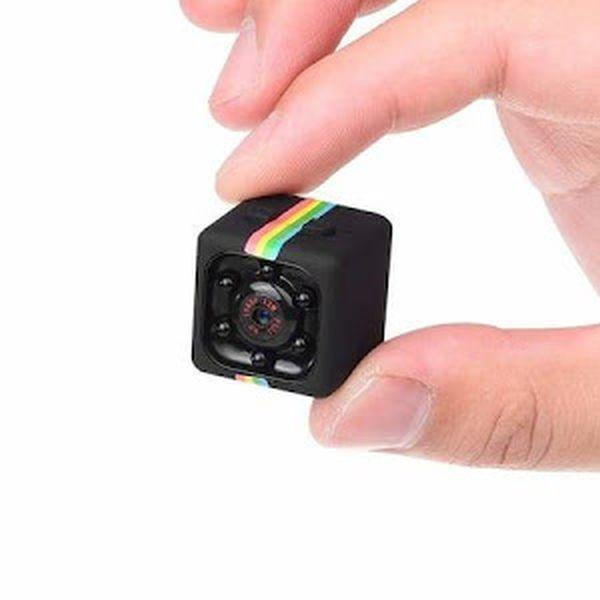Mini camera video Full HD, SQ11 MINI DV, cu functie video si foto, Negru - Tenq.ro