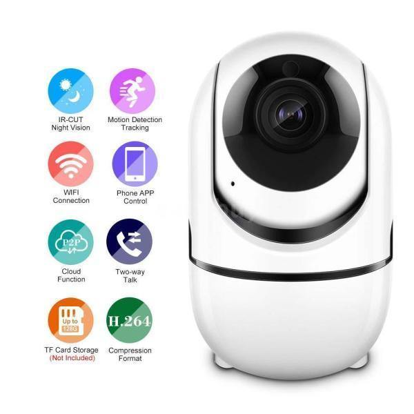 Camera de supraveghere Smart Wireless IP, model Y4A-ZA - Tenq.ro