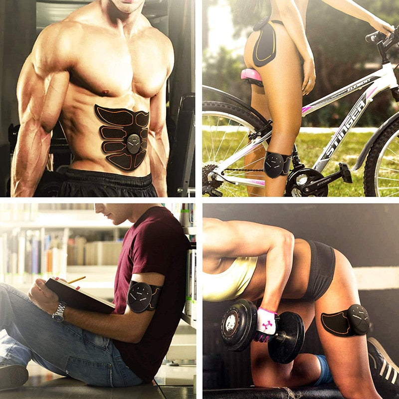 Smart Stimulator Belt EMS Muscle Trainer