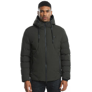 Warmjacket™- Heated Electric Jacket with USB