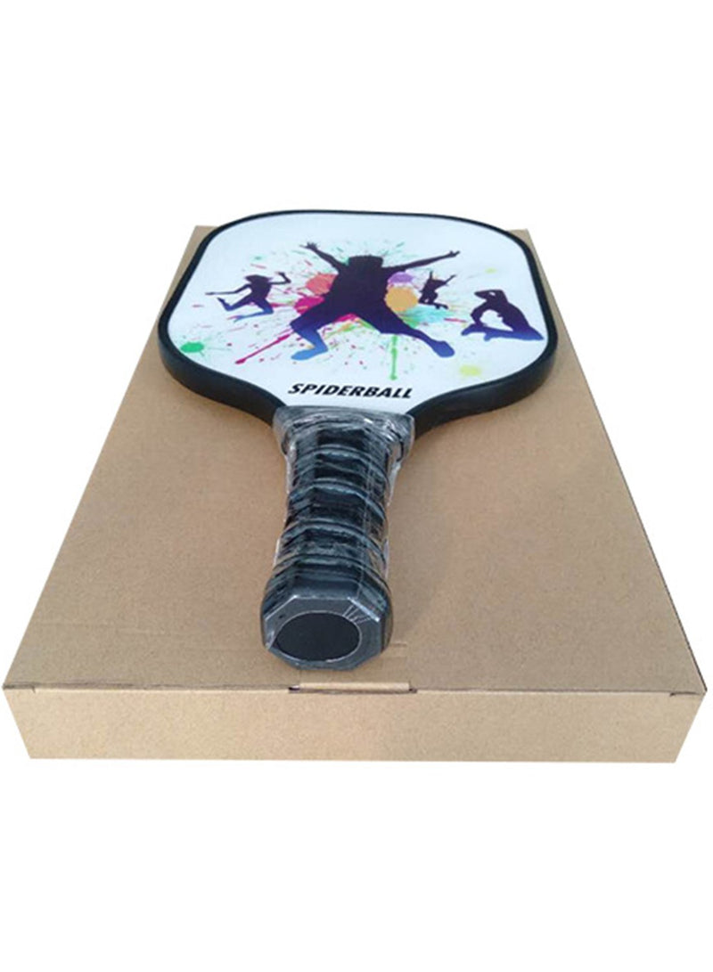 Carbon Fiber PP Honeycomb Pickleball Paddle