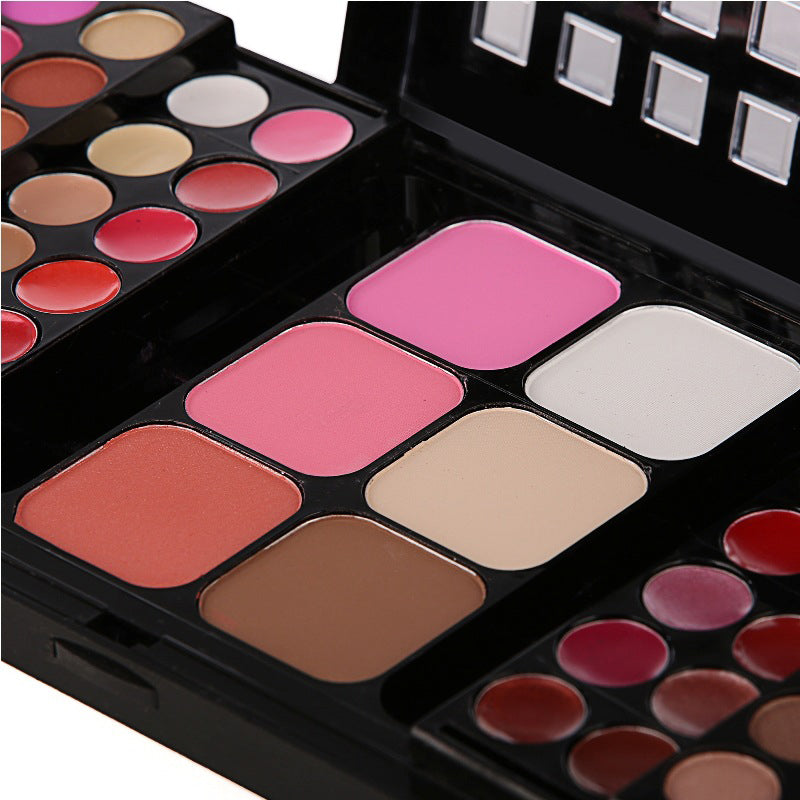 78 Colors Eyeshadow Palette Concealer Lip Gloss Makeup Set