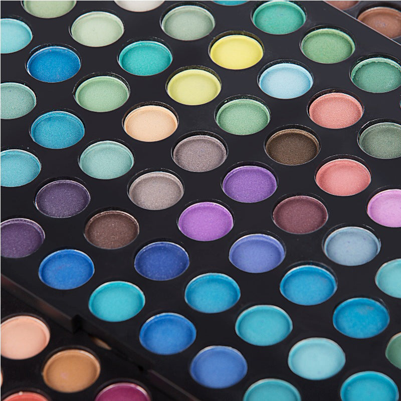 252 Colors Eyeshadow Palette