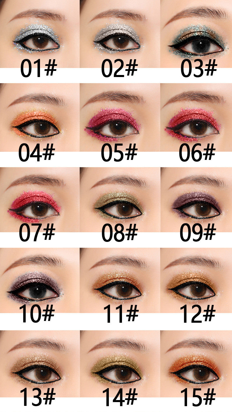 1 Color Eyeshadow Palette