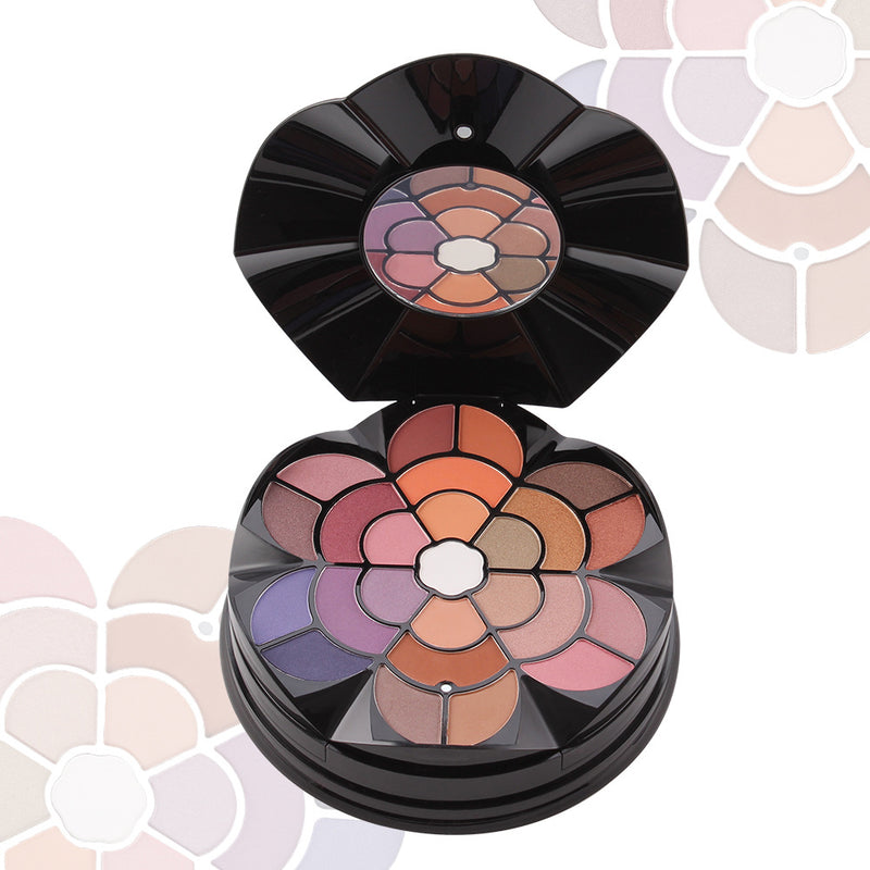 57 Colors Petal Makeup Eyeshadow Palette