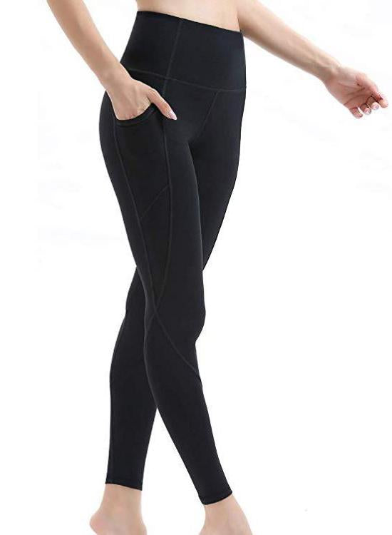 Women's High Waist Yoga Pants with Pockets