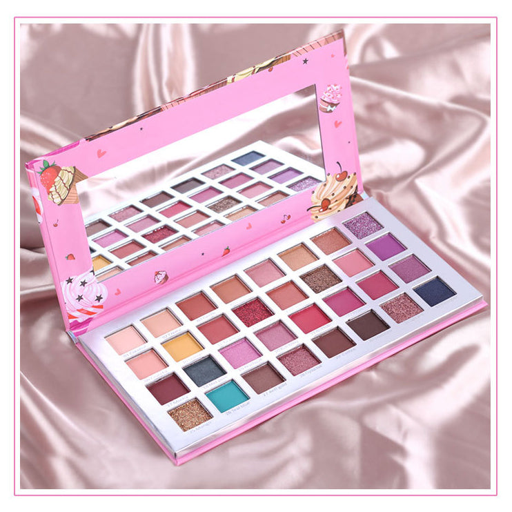 32 Colors Ice Cream Eyeshadow Palette