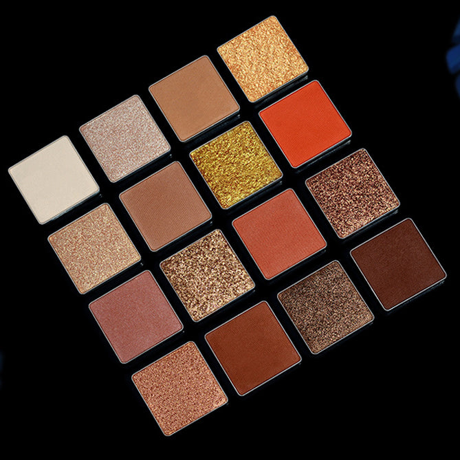 16 Colors Eyeshadow Palette