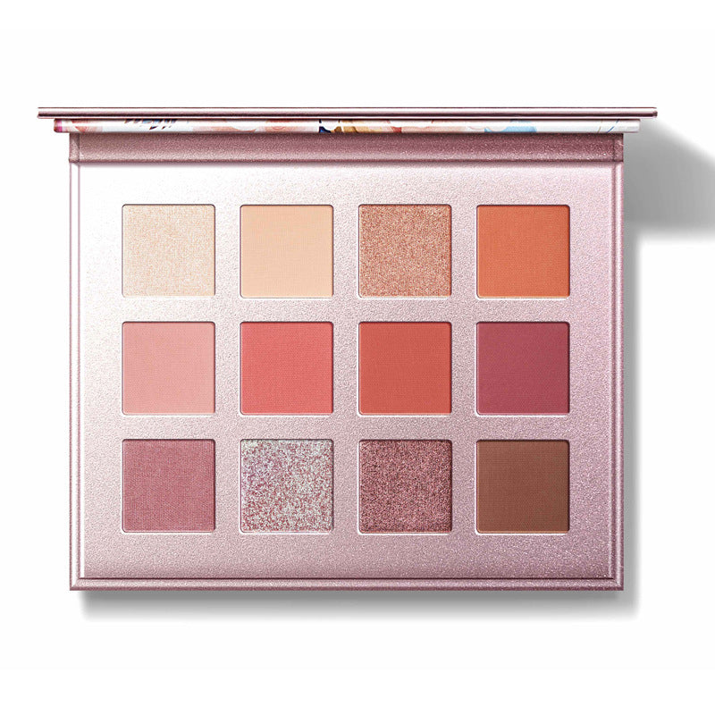 12 Colors Eyeshadow Palette