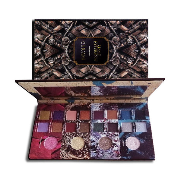 20 Colors Eyeshadow Palette